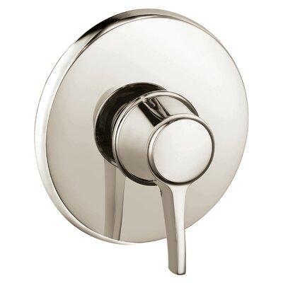 Metris C Pressure Balance Faucet Trim Finish: Polished Nickel