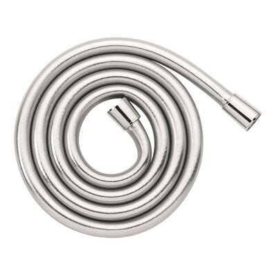 Showerpower Techniflex 80 Hand Shower Hose Finish: Chrome