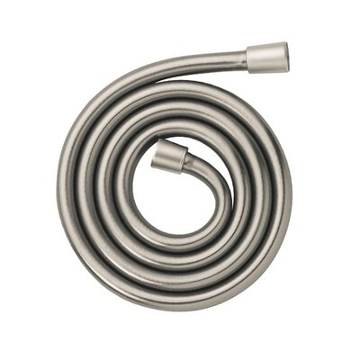 Ecoright Techniflex 63 Hose Finish: Brushed Nickel
