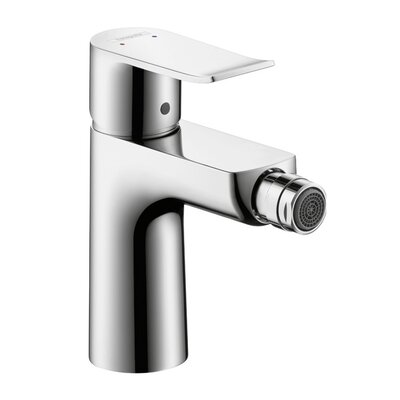 Metris E Single Handle Bidet Faucet Finish: Chrome