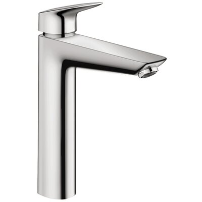 Logis Faucet Single Handle Finish: Chrome