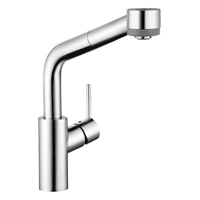 Talis S Hybrid One Handle Deck Mounted Kitchen Faucet Finish: Chrome