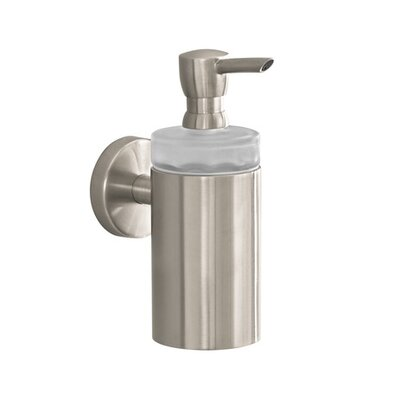 E & S Accessories Soap Dispenser Finish: Brushed Nickel