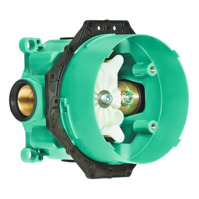 iBox Universal Plus Rough-in Valve with Service Stop