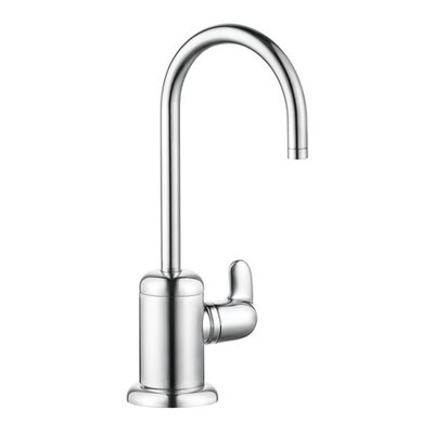 Allegro E One Handle Deck Mounted Cold Water Dispenser Faucet Finish: Chrome