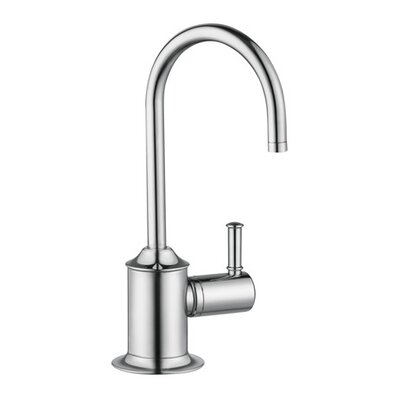 Talis C One Handle Deck Mounted Cold Water Dispenser Faucet Finish: Chrome