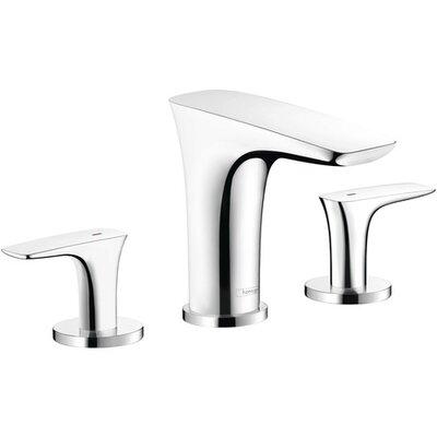 PuraVida Widespread Bathroom Faucet Finish: Chrome