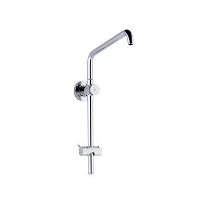 Croma SAM Set Plus, Less Shower Components Finish: Chrome