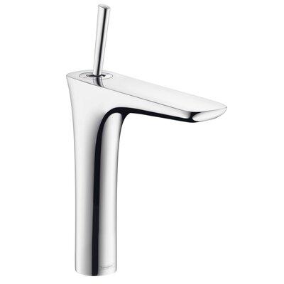 PuraVida Single Handle Single Hole Standard Bathroom Faucet Finish: Chrome