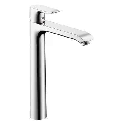 Metris Single Handle Single Hole Standard Bathroom Faucet Finish: Chrome