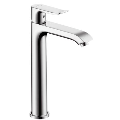 Metris Single Single Handle Single Hole Standard Bathroom Faucet Finish: Chrome