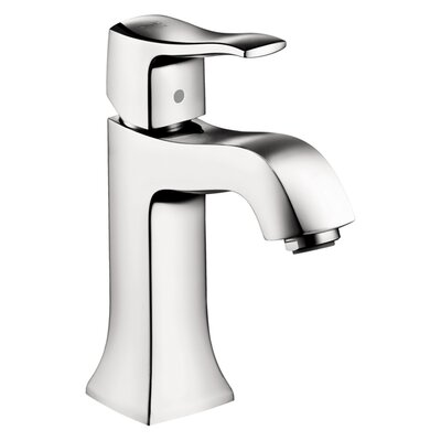 Metris C Single Handle Single Hole Standard Bathroom Faucet Finish: Polished Nickel