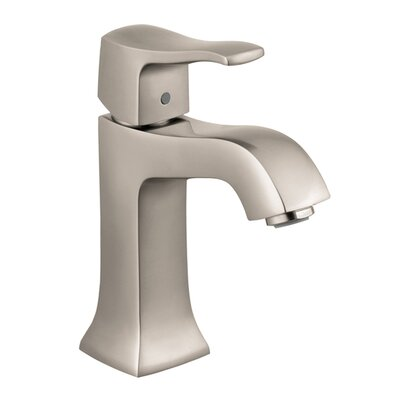 Metris C Single Handle Single Hole Standard Bathroom Faucet Finish: Rubbed Bronze