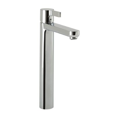 Metris S Single Handle Single Hole Standard Bathroom Faucet Finish: Chrome