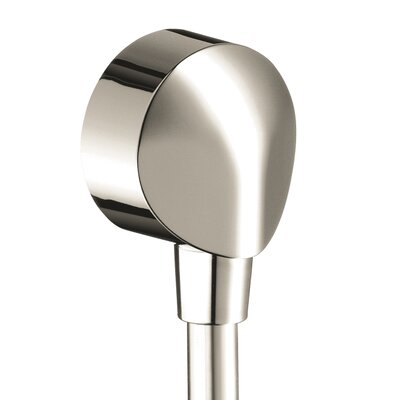 Showerpower Wall Outlet Finish: Polished Nickel