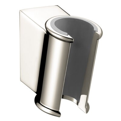 Porter C Handshower Holder Finish: Polished Nickel