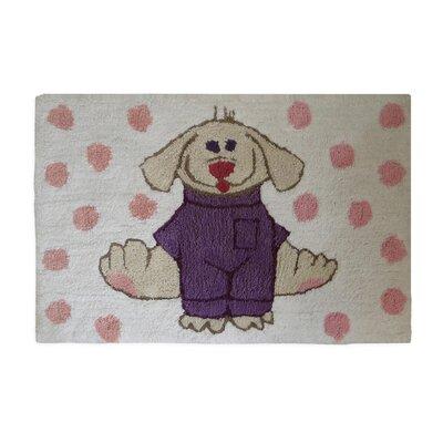 Jovi Home Dress Up Pup Bath Mat