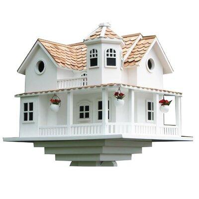 Signature Series 'Post Lane' Cottage Birdhouse HB-9042