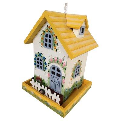 Flower Cottage Decorative Bird Feeder HB-6007S