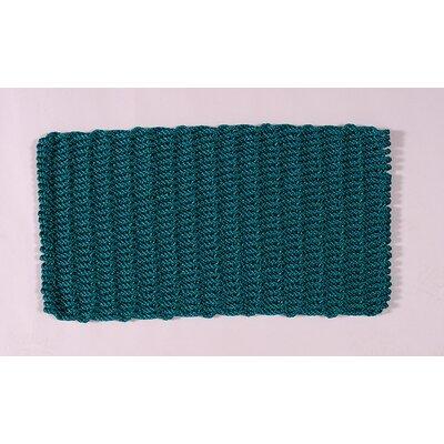 """CAPE COD DOORMATS Outdoor Doormat - Size: 30"""" x 60"""", Color: Green at Sears.com"""