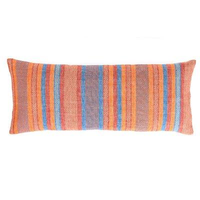 Spice Root Linen Boudoir/Breakfast Pillow