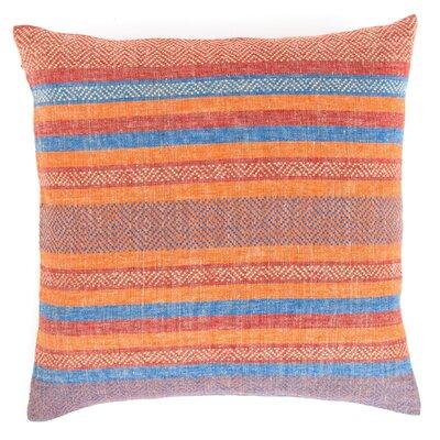 Spice Root Linen Throw Pillow