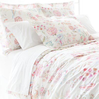 Mirabelle Duvet Cover Size: Full/Queen