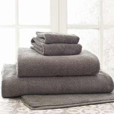 Signature Hand Towel Color: Shale