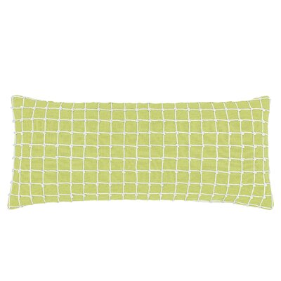 Chadna Cotton Boudoir/Breakfast Pillow Color: Citrus