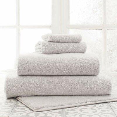 Signature Bath Sheet Color: Grey