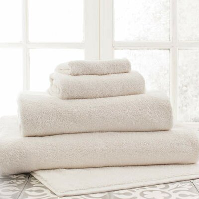 Signature Bath Towel Color: Ivory