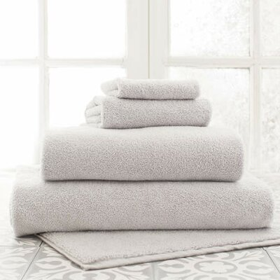 Signature Bath Towel Color: Grey