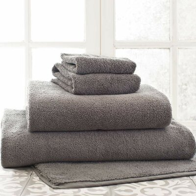 Signature Bath Towel Color: Shale