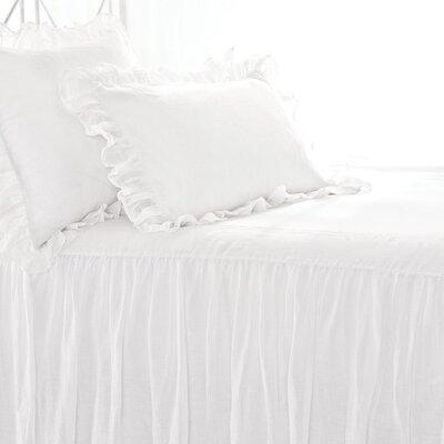 Savannah Linen Gauze Bedspread Size: Twin