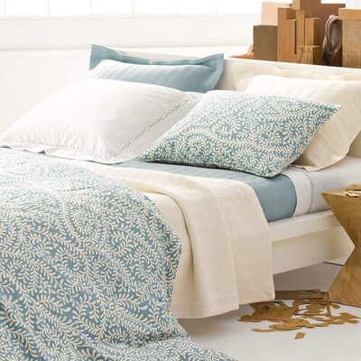 Graphic Traffic Herringbone Matelasse Coverlet Size / Color: Twin / Ivory