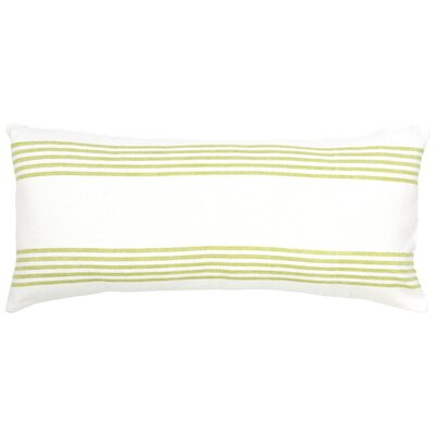 Ibiza Double Cotton Boudoir/Breakfast Pillow Color: Citrus
