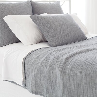 Brooklyn Matelasse Coverlet Size: Queen