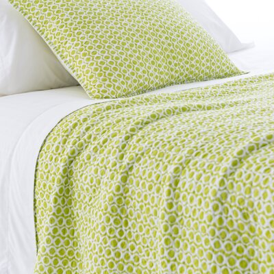 Tyler Quilt Size: Twin, Color: Green