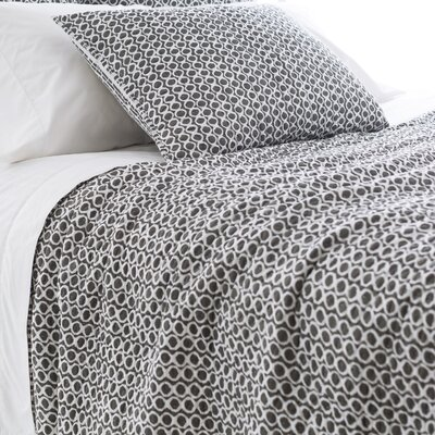 Tyler Quilt Size: Twin, Color: Shale