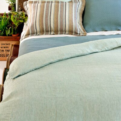 Interlaken Matelasse Coverlet Size: King, Color: Juniper