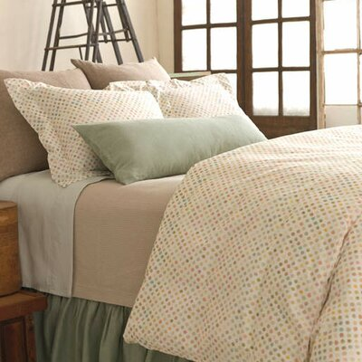 Interlaken Matelasse Coverlet Size: King, Color: Sand
