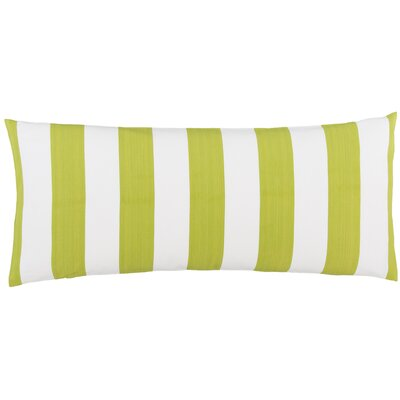 Alex Lumbar Pillow Color: Green