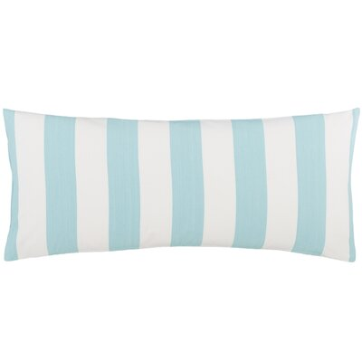 Alex Lumbar Pillow Color: Sky