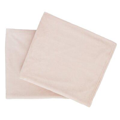 Selke Fleece Throw Blanket Color: Slipper Pink