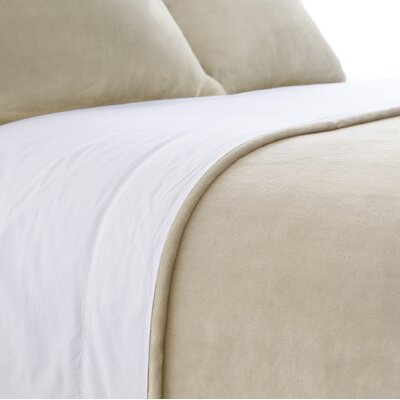 Selke Dusty Sham Size: European, Color: Linen