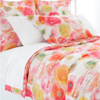 Clarissa Duvet Cover Size: King