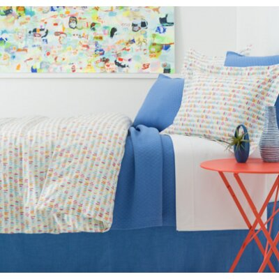 Paintbrush Duvet Cover Size: Twin