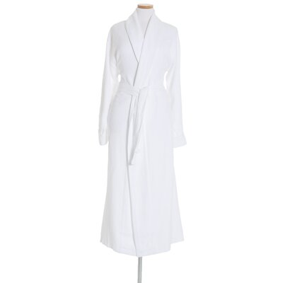 Montauk Elongated Bathrobe Size: Extra Large