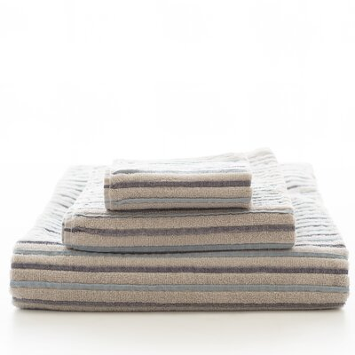 East Hampton Washcloth Color: Blue