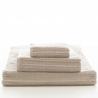 East Hampton Bath Towel Color: Natural